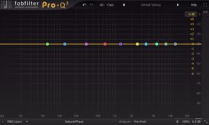 Fabfilter Pro Q3